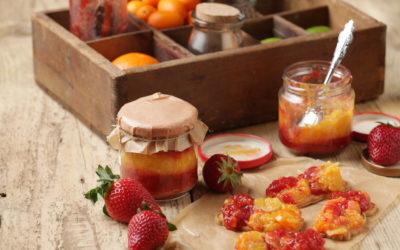 narancsos eperlekvár