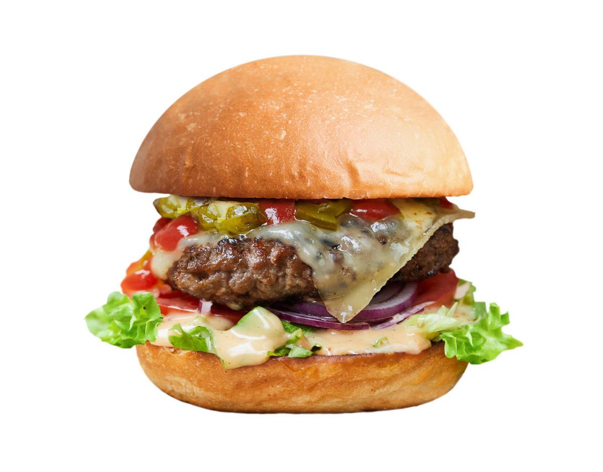 Balcsi burger, zing, retró